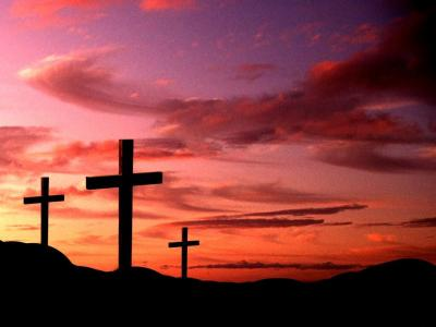 Christian-Crosses-Background