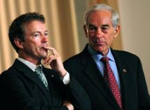 Rep-Ron-Paul-R-TX-talks-to-Sen-Rand-Paul-R-KY-in-Washington_1