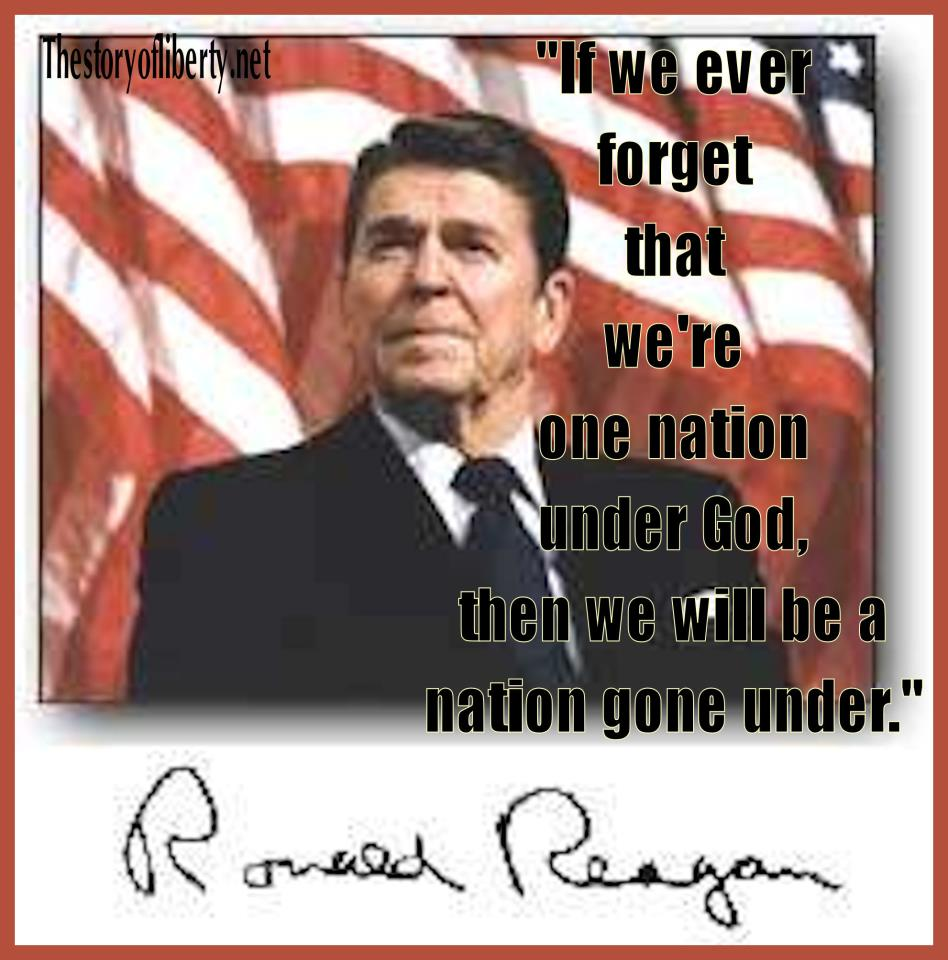 Abortion Quotes Ronald Reagan  A Man Of Principle Video  The Story Of Liberty