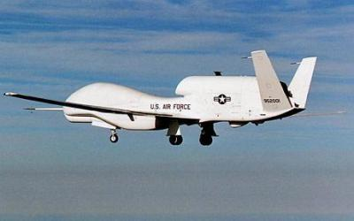 Government Drones Over U.S. Soil