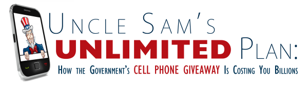Uncle Sams Unlimited Cell Phone plan  People hoarding free
