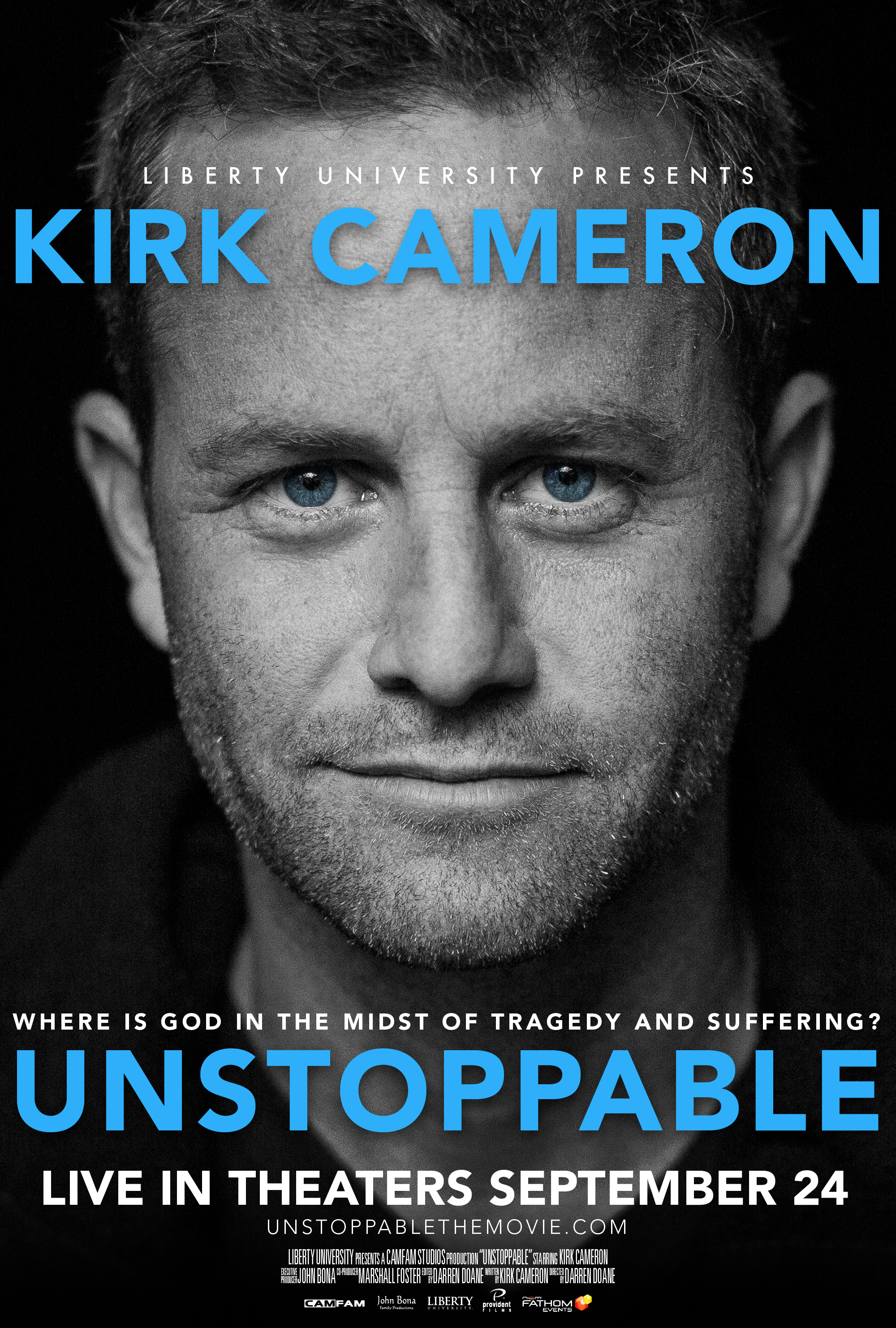 UNSTOPPABLE featuring Kirk Cameron • Background Probability