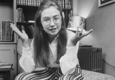 Hillary-1960s-Facebook